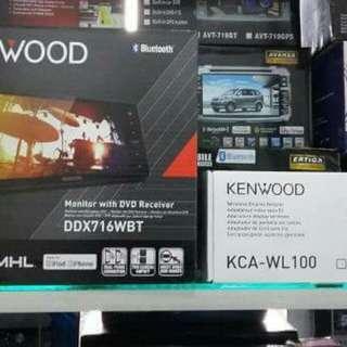 Kenwood DDX716WBT