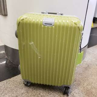 "Mint Green 20"" Travel Suitcase Luggage"