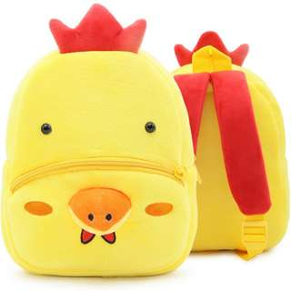 BACKPACK - ZOO PLUSH CHICK