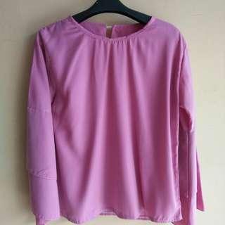 Shirt (tanpa brand) - Pink