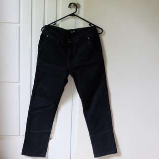 NTF BLACK PANTS