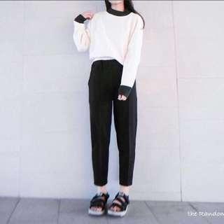 休閒西裝褲
