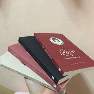 Lang Leav Books Collection