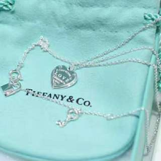 Tiffany&co 今年新款return to love ​key&hearts