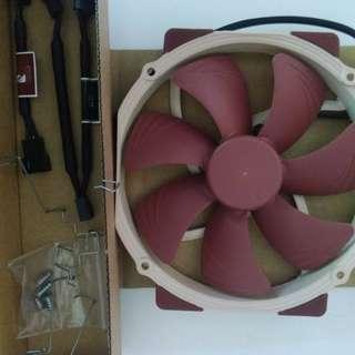 Noctua NF A15 140mm case cooling fan
