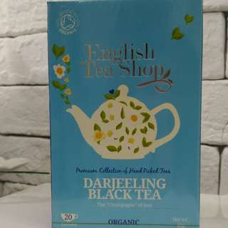 English Tea Shop Darjeeling Black Tea