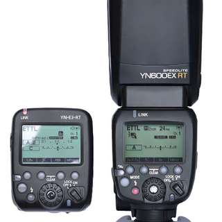 YN600 EX RT for Canon
