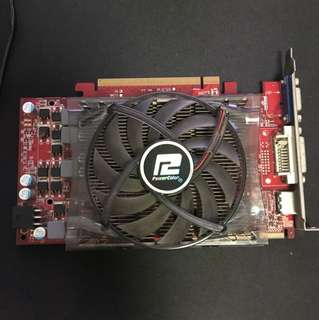 PowerColour AX5770 1GB5-H Graphic Card