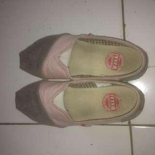 Wakai pink grey