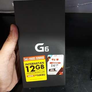 LG G6 Promo Bisa Kredit Bunga Rendah