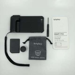 Bitplay Snap Pro iPhone 6 手機殼連廣角鏡