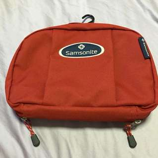 Samsonite toiletry kit (waterproof)