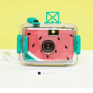 Sunnylife西瓜造型水底相機