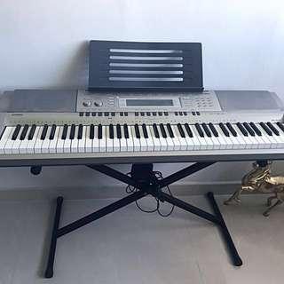 Casio Keyboard WK 200