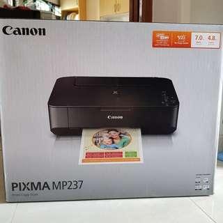Brand New In Box Canon Pixma Printer MP237