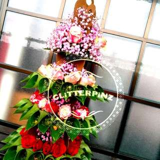 Malay wedding sirih dara and bunga rampai
