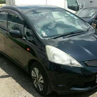 HONDA JAZZ@FIT 1.3(A) 2008 IVTEC