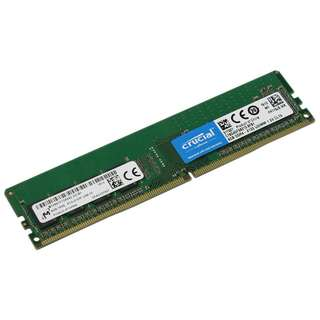 8GB Crucial / Kingston DDR4-2133 Desktop RAM