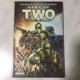 (TPB) Army Of Two: Across The Border