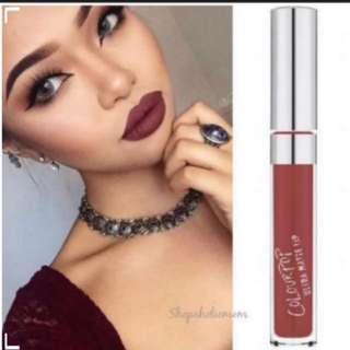 Tulle Ultra Matte Lip Instock! 100% Authentic