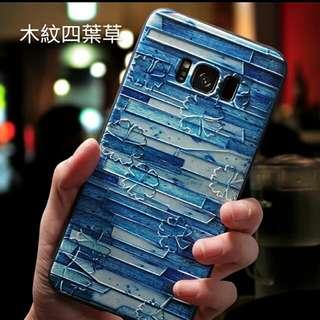 IPhone & Samsung手機殼個性創意韓國硅膠全包防摔男女款