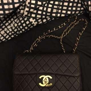 Chanel Vintage Maxi Bag