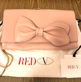 Red Valentino bag / clutch