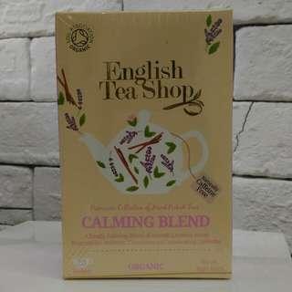 English Tea Shop Calming Blend