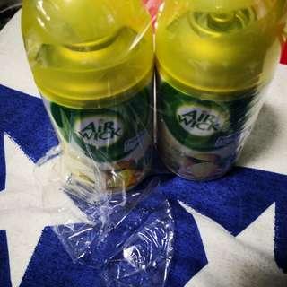 Air wick refill citrus zest