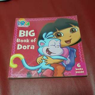 Big book of Dora