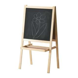 Pre-loved Black and white board for kids
