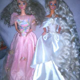 take all barbie
