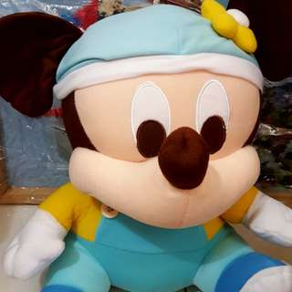 DISNEY SOFT TOY MICKEY MOUSE
