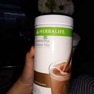 Herbalife Shake Nutrition F1 (Coklat)