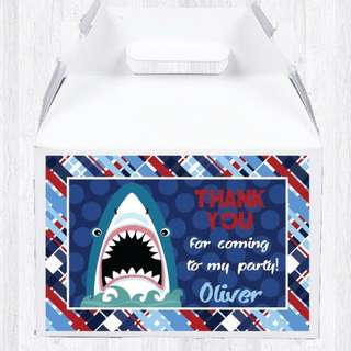 Baby Shark Goody Bag