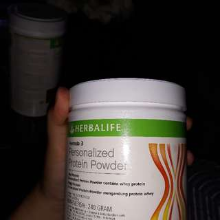Herbalife Protein Powder