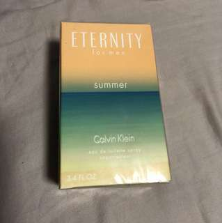 Calvin Klein Eternity for Men (Summer Edition)
