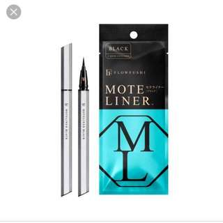 Mote Liquid Eyeliner Black