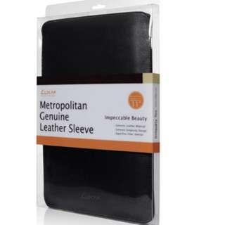 "LUXA2 Metropolitan (100% calf skin) Leather Sleeve for 11"" Macbook AIR"