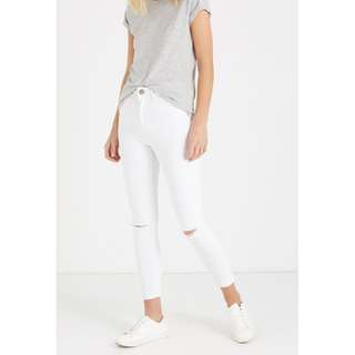 BRAND NEW Cotton On Women High Rise Grazer Skinny Jean