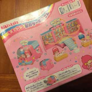 Sanrio little star 玩具車