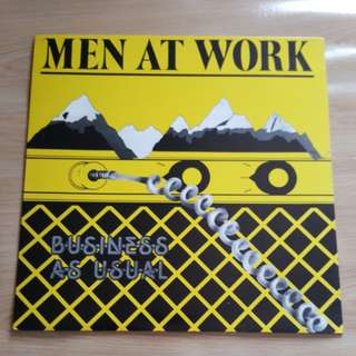 Men at Work - Business At Usual