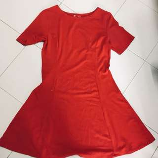 PDI Red Dress