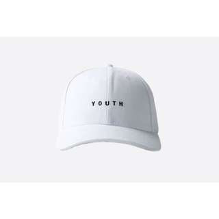 Youth Baseball Cap (white)