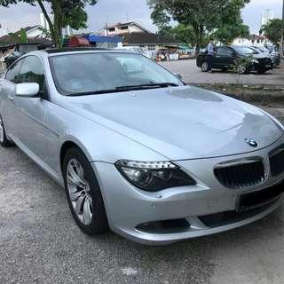 BMW 630XL LCI SG