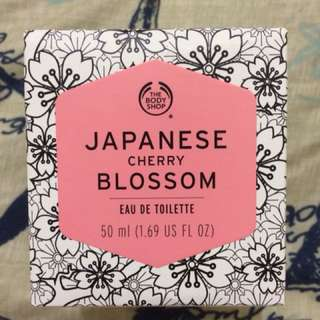 Original Unsealed The Body Shop Japanese Cherry Blossom 50ml