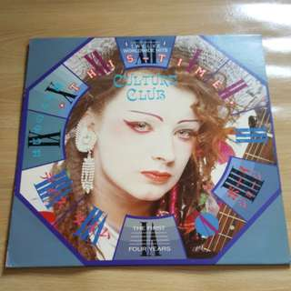 Culture Club - The First Four Years