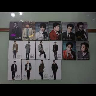 Yes card super Junior