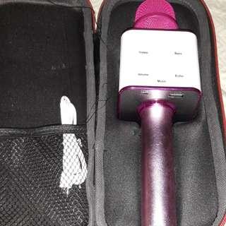 Bluetooth mic 2 weeks old