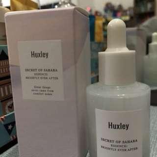Huxley secret of sahara : essence